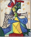 Seated Women - Pablo Picasso